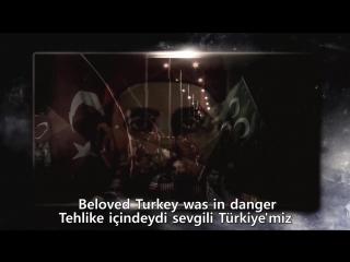 EKrem - My Beloved Turkey, New Version (Sevgili Türkiyem, Yeni Versiyon)