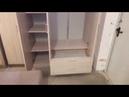 Шкаф для одежды и белья Боровичи арт 5 16 Эко шимо светлый