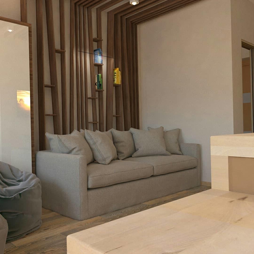 Квартира студия площадью 29 кв.