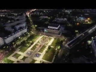 Ташкент. В центр площади вернулся мемориальный ансамбль