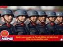 Medio ruso comparó la Parada Militar del Ejército de Chile con los desfiles nazis y la Wehrmacht