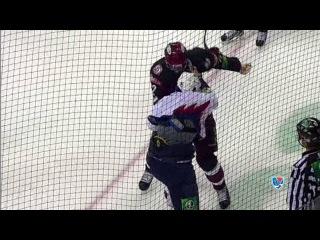 Лучшие бои сезона 2012/2013 в КХЛ