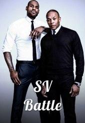 Lebron James и Dr. Dre   в журнале «ESPN»