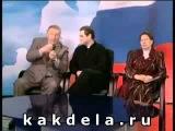 ДРАКА  ЖИРИНОВСКИЙ с Кличко