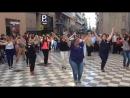 Escuela de Danza Duende y Compás de Ángela Mendoza, Flashmob II 26_04_2014