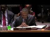 Заседание Совбеза ООН в связи с карательной операцией в Славянске