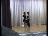 Дети танцуют джайв