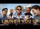 SpaceX Launch You Up Uptown Funk Parody