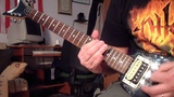 Suffocation - Catatonia (guitar cover)