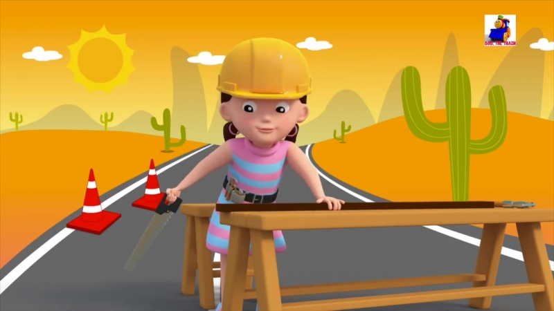 Rig A Jig Jig Nursery Rhymes For Kids Songs For Children Baby Rhymes by Bob The Train S02E23