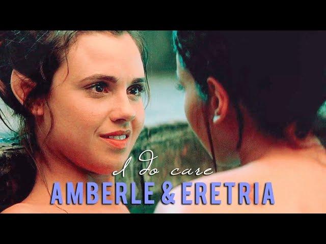 Amberle Eretria | I do care [1x01-1x10]