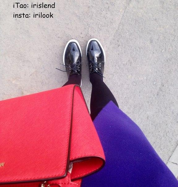 Всем привет! Обзор на черные ботинки на платформе. Прошу не