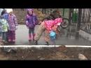 Посадка деревьев в п.Североморск-3