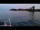 Киев-Одесса 2012, остров до шлюза Светловодск