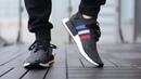 Кроссовки Adidas NMD R1 Primeknit On Feet