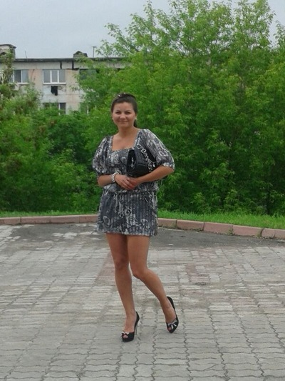 Светлана Ридингер, 25 июня 1988, Уфа, id214991743