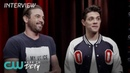 IHeartRadio Music Festival 2018 | Backstage with Casey Cott Skeet Ulrich | The CW