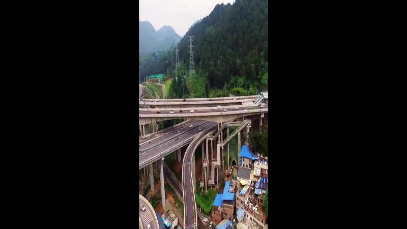 One of Chinas most complex... - Civil Engineering Discoveries