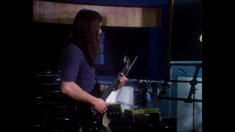 Pink Floyd работают над Echoes, кадры из дф о бутлегах, Лондон, 1971 (с переводом Л.Гусевой)