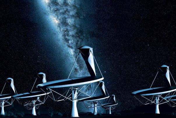 Вселенная и память: Поток данных от крупнейшего телескопа в мире.