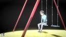 грустный аниме клип - одиночество