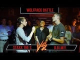 Wolfpack Battle Staxx the S VS B.B.I.W.Y.