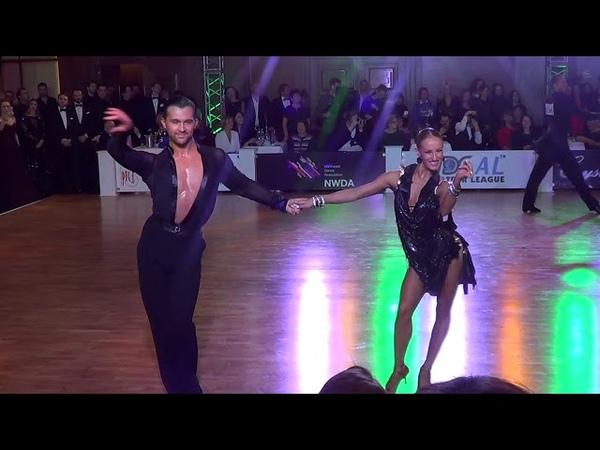 Zvychaynyy Lebedew Rumba Crystal Ball 2019 Professional Latin