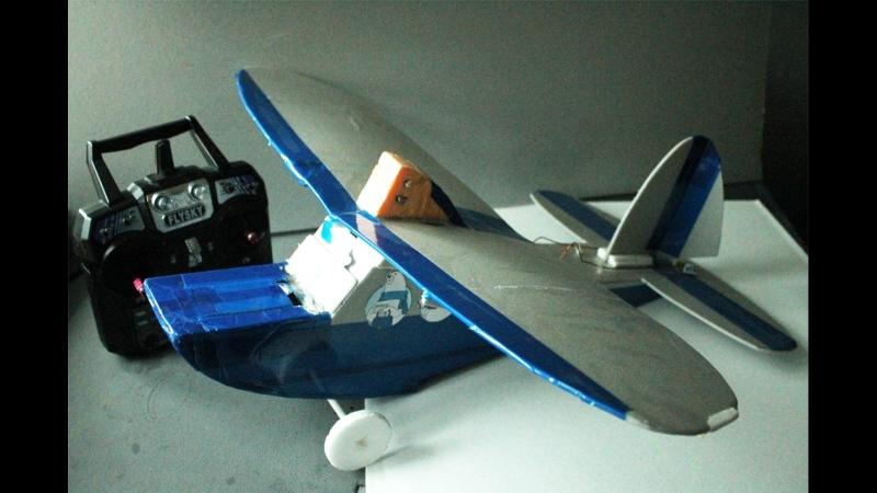 Авиамодель Jupiter Duck