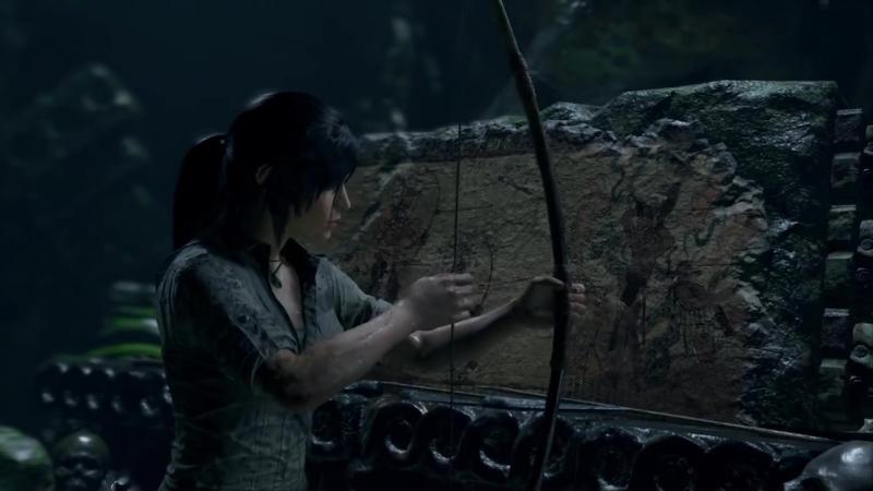Оружие в новом трейлере игры Shadow of the Tomb Raider!