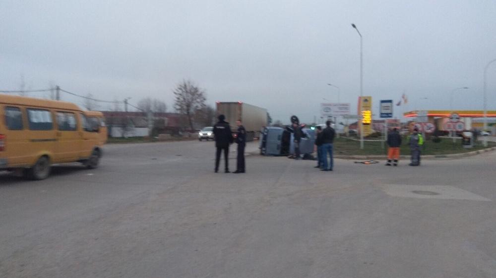 Трагическая мото авария в Славянске-на-Кубани (видео)