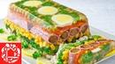 Праздничное ЗАЛИВНОЕ из курицы с овощами Шикарная закуска на Праздничный стол Рецепты на Новый Год
