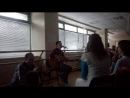 Кусочек с выступления Марата Нигматуллина в Казани