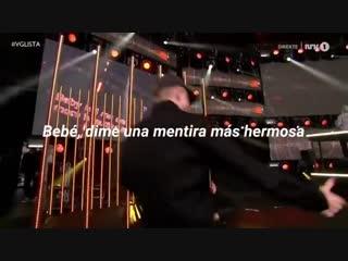 K-391 Alan Walker - Ignite (En Vivo at VG-Lista 2018 with Julie Bergan and Vin