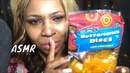ASMR Personal Attention Eating Hard Candy Chit Chatting With 1K Yellow Diamond ASMR Video
