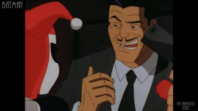 Бэтмен 2 16 81 Каникулы Харли Harley's Holiday Batman The Animated Series