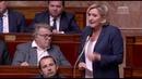 Marine Le Pen alerte une nouvelle fois sur le sentiment dabandon et de douleur des Mahorais