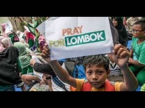 PrayforIndonesia People More than 1,400 dead, thousands injured after Indonesia quake