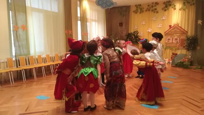 Артурик (Иван Царевич) на Празднике осени 2018 (3 часть)
