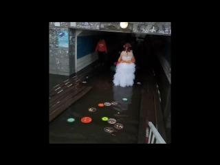 Как снимался Обской городской венецианский карнавал. Бэкстейдж. Июнь 2018