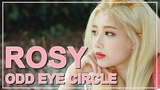 ODD EYE CIRCLE - ROSY (LIVE) LINE DISTRIBUTION