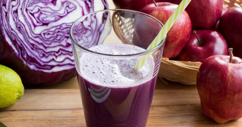 Напиток-щетка для вашего здоровья. Приводит в норму весь организм!