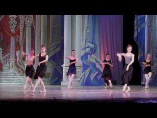 Репетиция гала-концерта (Международный фестиваль балета В честь Екатерины Максимовой)