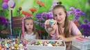 Обзор на Мои Аксессуары для ЛПС LPS Littlest Pet Shop Видео для детей