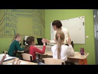 Открытый урок в Школе иностранных языков SIGUR