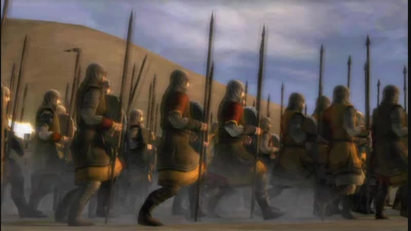 Medieval II: Первый крестовый поход