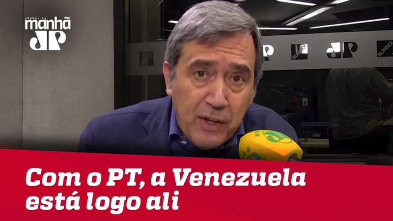 Com a proposta de Governo do PT, a Venezuela está logo ali | Marco Antonio Villa