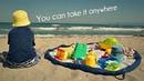 PlayGo. 2 в 1 мешок для хранения игрушек и игровой коврик