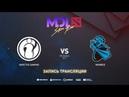 Invictus Gaming vs NewBee, MDL Macau CN Quals, bo3, game 2 [Lum1Sit 4ce]