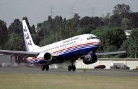В сентябре 1994 года фирма Boeing приступила к проектированию самолета Boeing 737-800 (прежнее обозначение 737-400Х)...