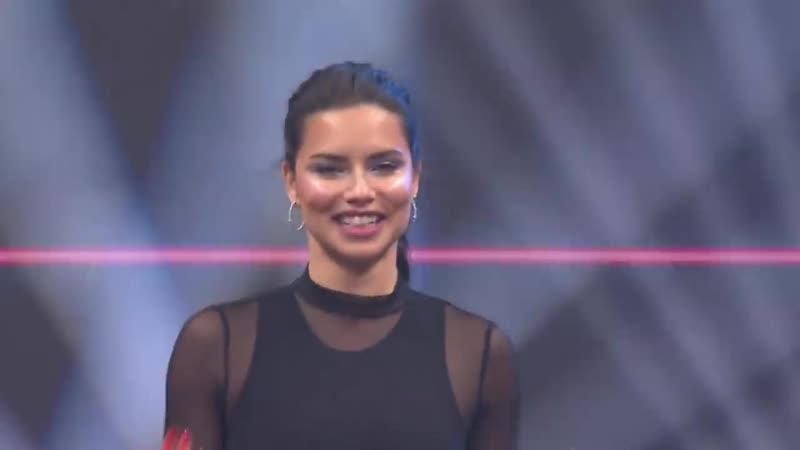 Adriana Lima Maybelline Show 2019 – PUMA x Maybelline mit Adriana Lima